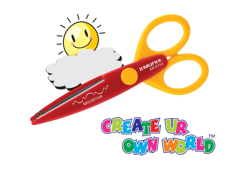 Munix KR-9153 Scissor